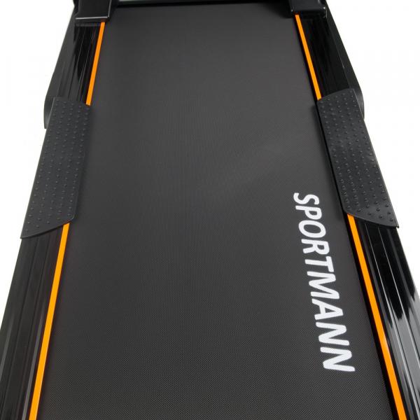 Banda de alergare electrica SportMann Fast-Run, 3 CP, 120 kg [7]