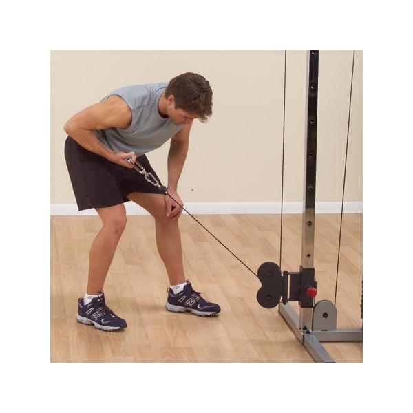 Aparat profesional pentru antrenarea tuturor grupelor musculare Crossover BODY-SOLID GCC0150S [3]