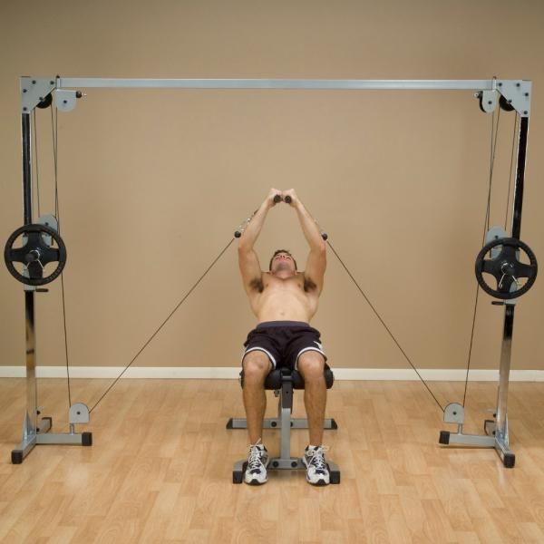 Aparat profesional pentru antrenarea tuturor grupelor musculare Crossover BODY-SOLID PCCO90X [2]