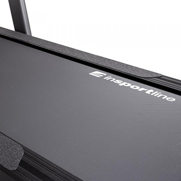 Banda de alergare electrica InSportLine Aerohike, 2.7 CP, 140 kg [12]
