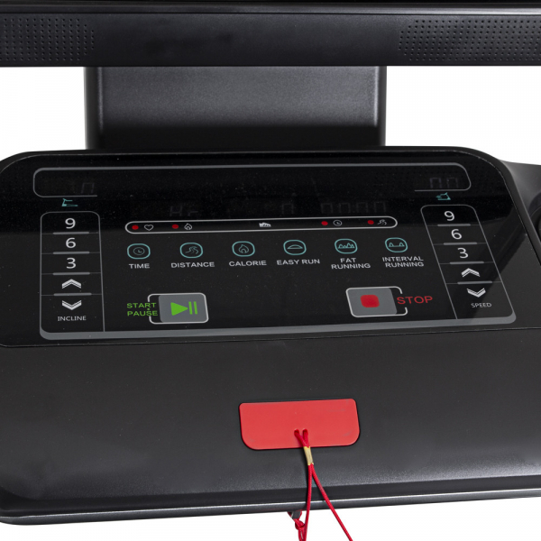 Banda de alergare electrica InSportLine Gardian G12TF, 8 CP, 200 kg [4]