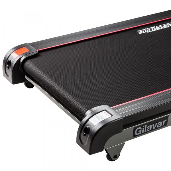 Banda de alergare electrica InSportLine Gilavar, 3.5 CP, 150 kg [4]