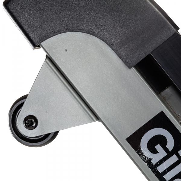 Banda de alergare electrica InSportLine Gilavar, 3.5 CP, 150 kg [10]
