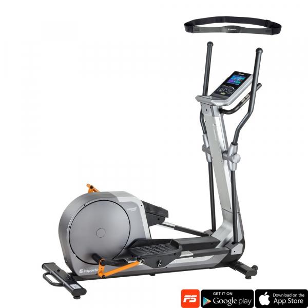 Bicicletă eliptică magnetică inSportLine Incondi ET650I [7]