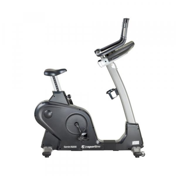 Bicicleta fitness profesionala inSportLine GEMINI B200 [0]