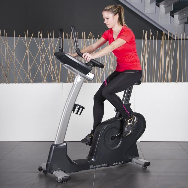 Bicicleta fitness profesionala inSportLine GEMINI B200 [2]