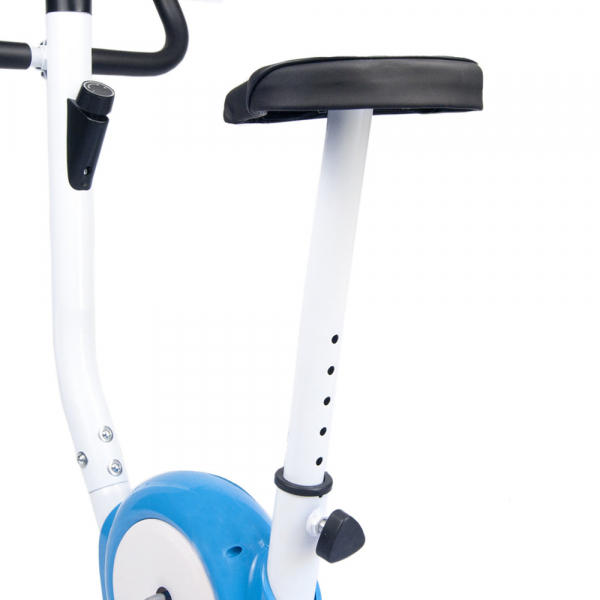 Bicicleta fitness SportMann Konfort Albastru [7]