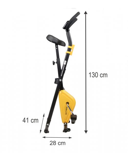 Bicicleta fitness pliabila SportMann Xbike Lite [3]