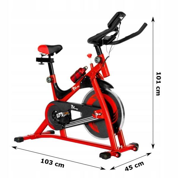 Bicicleta Indoor Cycling Sportmann F37C [4]