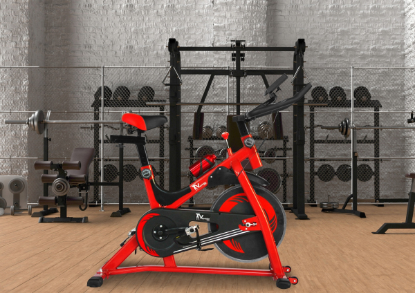 Bicicleta Indoor Cycling Sportmann F37C [6]