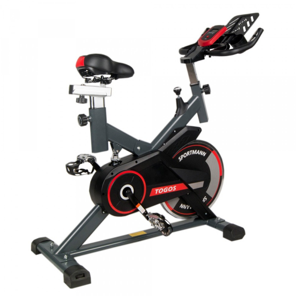 Bicicleta Indoor Cycling Sportmann Togos [8]