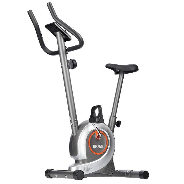 Bicicleta fitness magnetica HMS M8750 Gri [8]