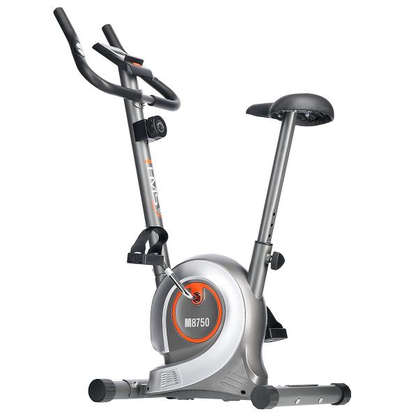 Bicicleta fitness magnetica HMS M8750 Gri [2]