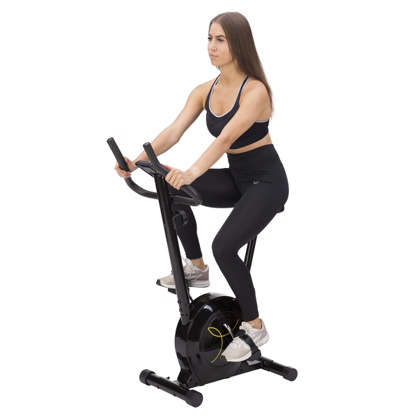 Bicicleta fitness magnetica HMS One RM8740 Negru [8]