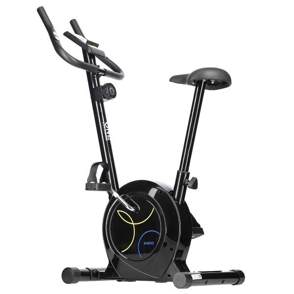 Bicicleta fitness magnetica HMS One RM8740 Negru [2]