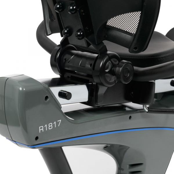 Bicicleta fitness recumbent electromagnetica HMS Premium R1817 [15]