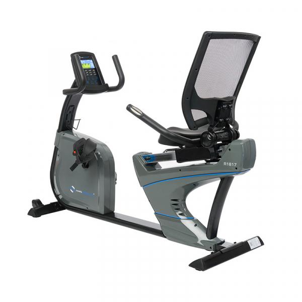 Bicicleta fitness recumbent electromagnetica HMS Premium R1817 [7]