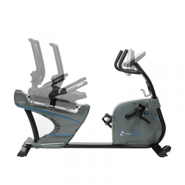 Bicicleta fitness recumbent electromagnetica HMS Premium R1817 [3]