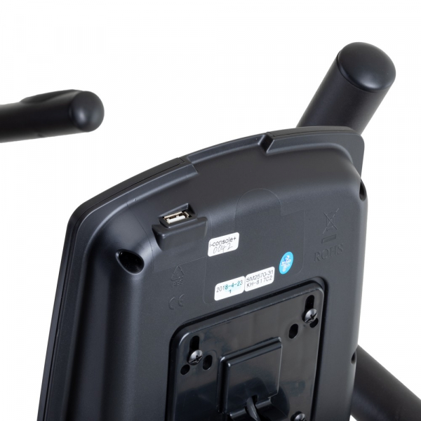 Bicicleta fitness recumbent electromagnetica inSportLine Incondi R600I [10]