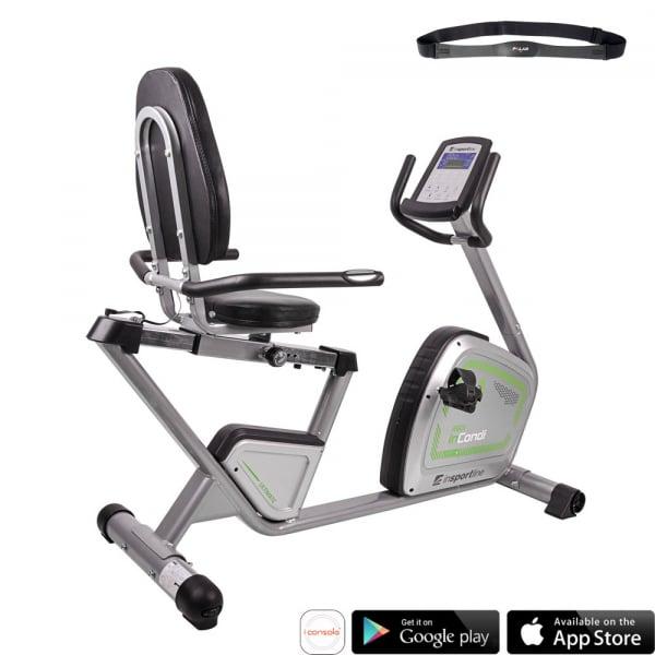 Bicicleta fitness recumbent electromagnetica inSportLine Incondi R60I [13]