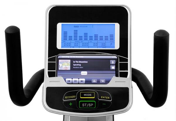 Bicicleta fitness recumbent electromagnetica Scud U7 Huis [11]