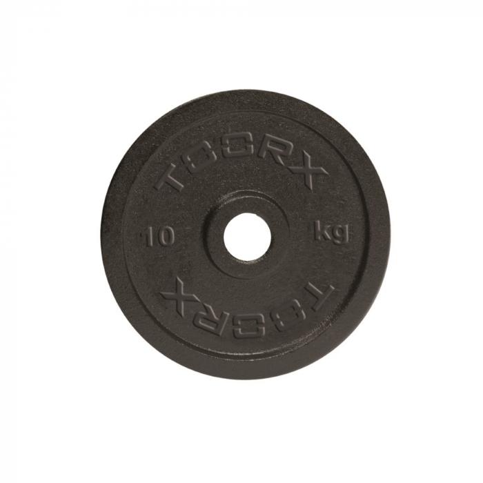 Disc de fonta olimpic TOORX 10 kg [0]