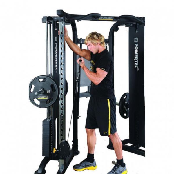Aparatul Multifunctional Trainer Deluxe Powertec WB-FTD16 [1]