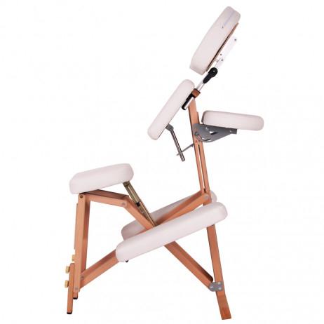 Scaun din lemn pentru masaj inSPORTline Massy [3]
