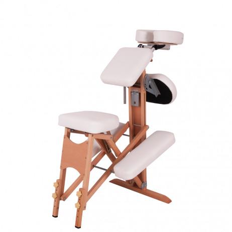 Scaun din lemn pentru masaj inSPORTline Massy [4]