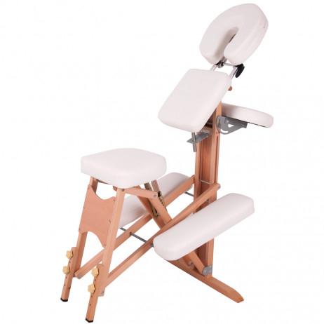 Scaun din lemn pentru masaj inSPORTline Massy [0]