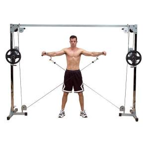 Aparat profesional pentru antrenarea tuturor grupelor musculare Crossover BODY-SOLID PCCO90X [0]