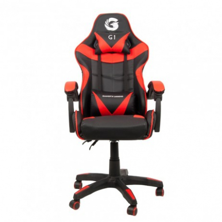 Scaun Gaming Gamer's Legend G1, Rosu [0]