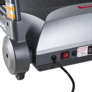 Banda de alergare electrica InSportLine Neblin, 1.75 CP, 130 kg [10]