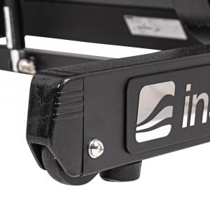 Banda de alergare mecanica InSportLine Hill Pro, 180 kg [9]