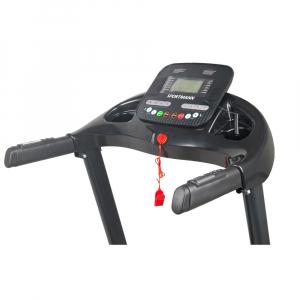 Banda de alergare electrica SportMann Fast-Run, 3 CP, 120 kg [13]