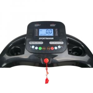Banda de alergare electrica SportMann Fast-Run, 3 CP, 120 kg [15]
