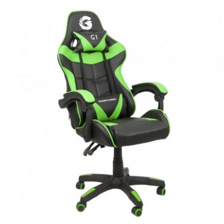 Scaun Gaming Gamer's Legend G1, Verde [1]