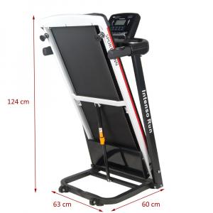 Banda de alergare electrica SportMann Intenso Sun, 2 CP, 120 kg [3]