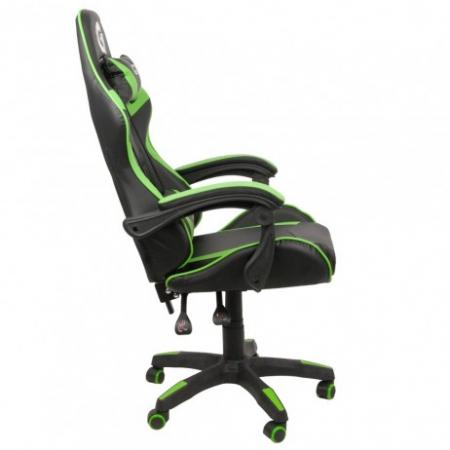 Scaun Gaming Gamer's Legend G1, Verde [3]
