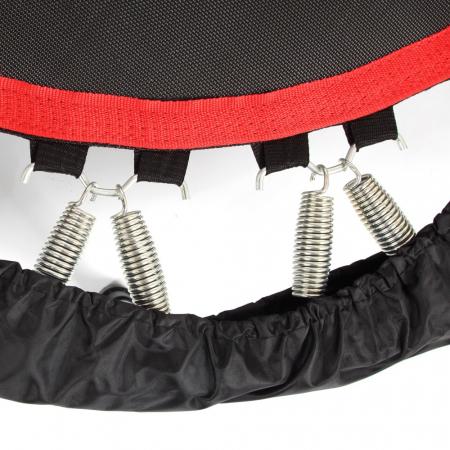 Trambulina cu maner inSPORTline PROFI DIGITAL 140 cm [3]