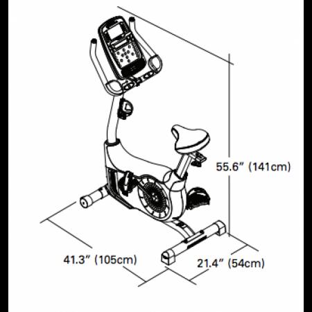 Bicicleta fitness pentru exercitii SCHWINN 570U Upright [3]