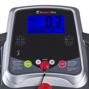 Banda de alergare electrica InSportLine Neblin, 1.75 CP, 130 kg [4]