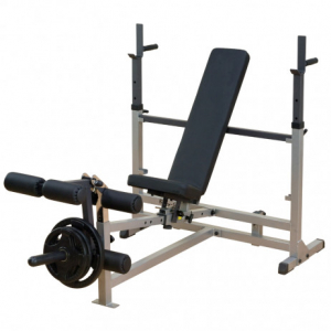 Banca forta Body-Solid GDIB46L [4]