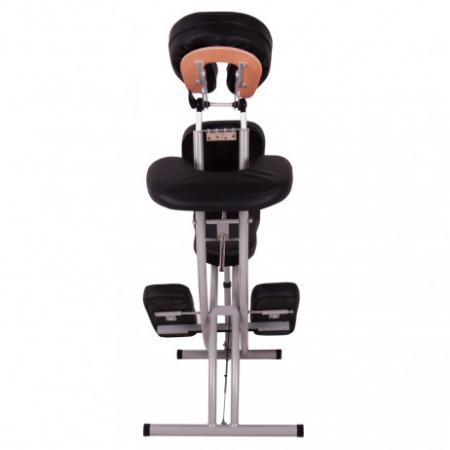 Scaun din aluminiu pentru masaj inSPORTline Relaxxy [4]