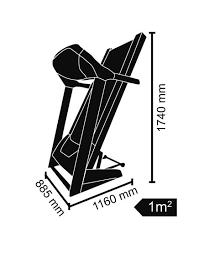 Banda de alergare electrica Toorx 90S [4]