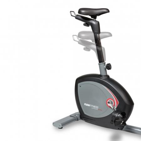 Bicicleta exercitii FLOW Fitness DHT500 [4]