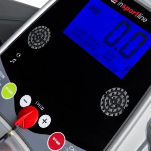 Banda de alergare electrica InSportLine Neblin, 1.75 CP, 130 kg [5]