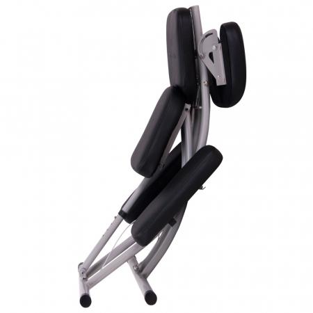 Scaun din aluminiu pentru masaj inSPORTline Relaxxy [5]