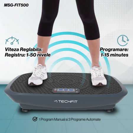 Placa vibromasaj TechFit VIBRO SHAPER MSG-FIT500 [5]