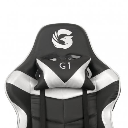 Scaun Gaming Gamer's Legend G1, Gri [6]